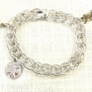 Jewelry - Vintage Sterling Silver Charm Bracelet